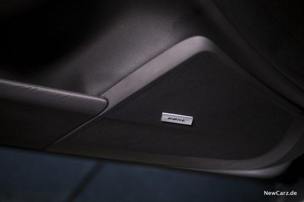 Cadillac CTS-V Bose Soundsystem