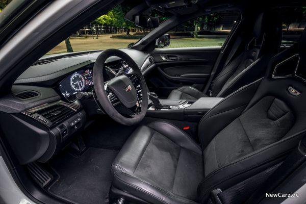 Cadillac CTS-V Sitze