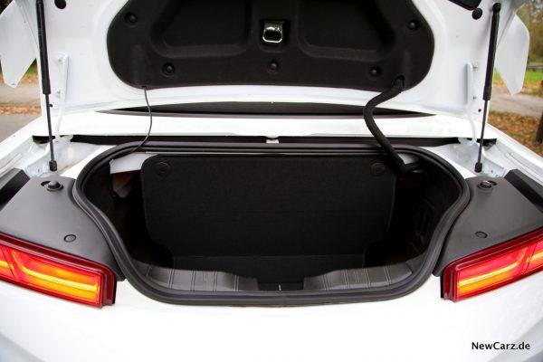Chevrolet Camaro Cabriolet Floor Panel Teppich