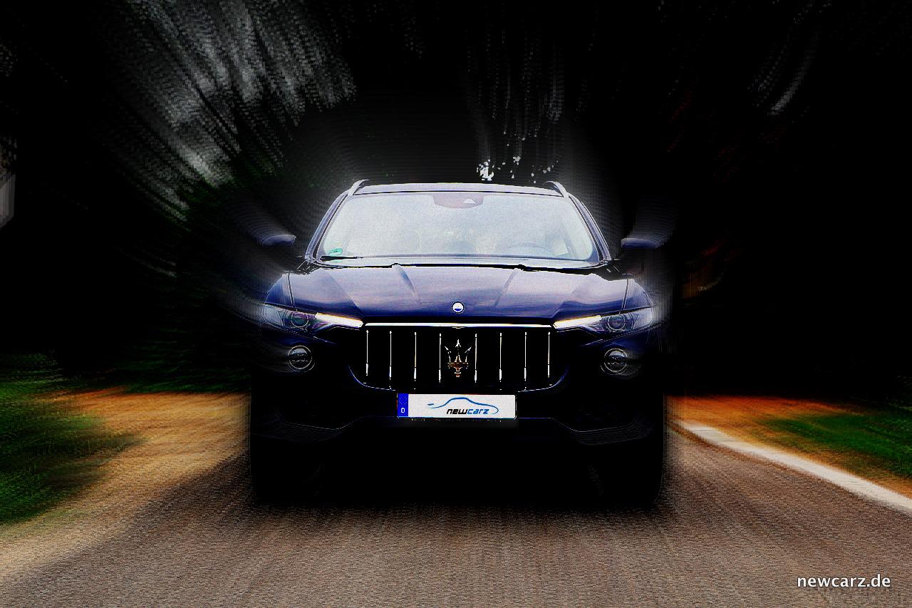 Maserati Kompakt-SUV kommt ab 2020 - NewCarz.de