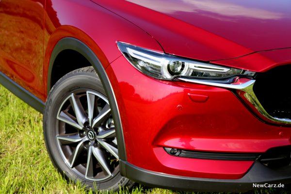 Mazda CX-5 SKYACTIV-G 194 Matrix LED-Scheinwerfer