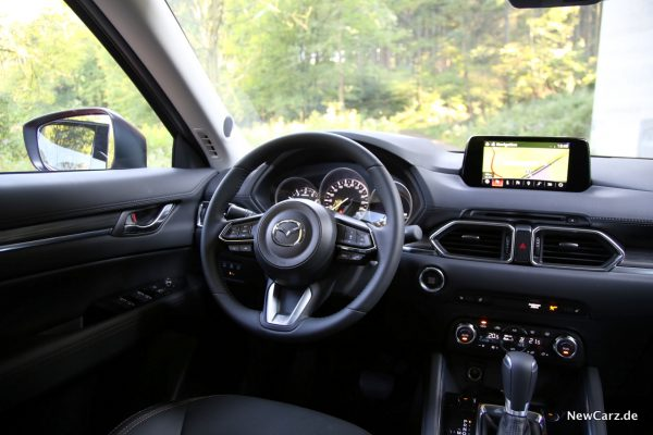 Mazda CX-5 SKYACTIV-G 194 Interieur