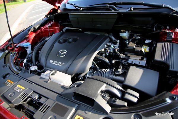 Mazda CX-5 SKYACTIV-G 194 Motor