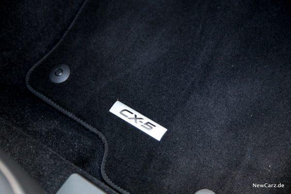 Mazda CX-5 SKYACTIV-G 194 Fußmatte