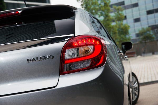 Suzuki Baleno Heck