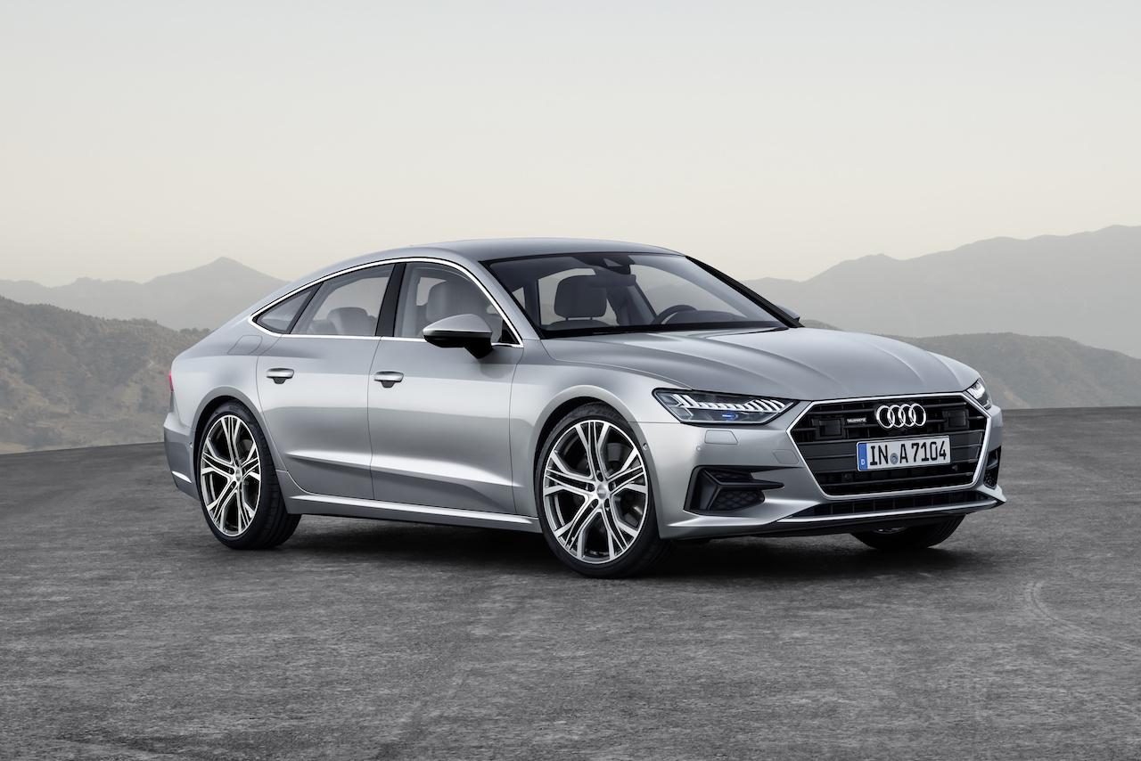 Audi A7 Sportback Exterieur