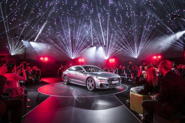 Audi A7 Sportback Exterieur Front