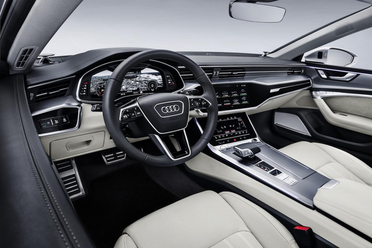 Audi A7 Sportback - der Adonis, der die Oberklasse aufmischt - Newcarz