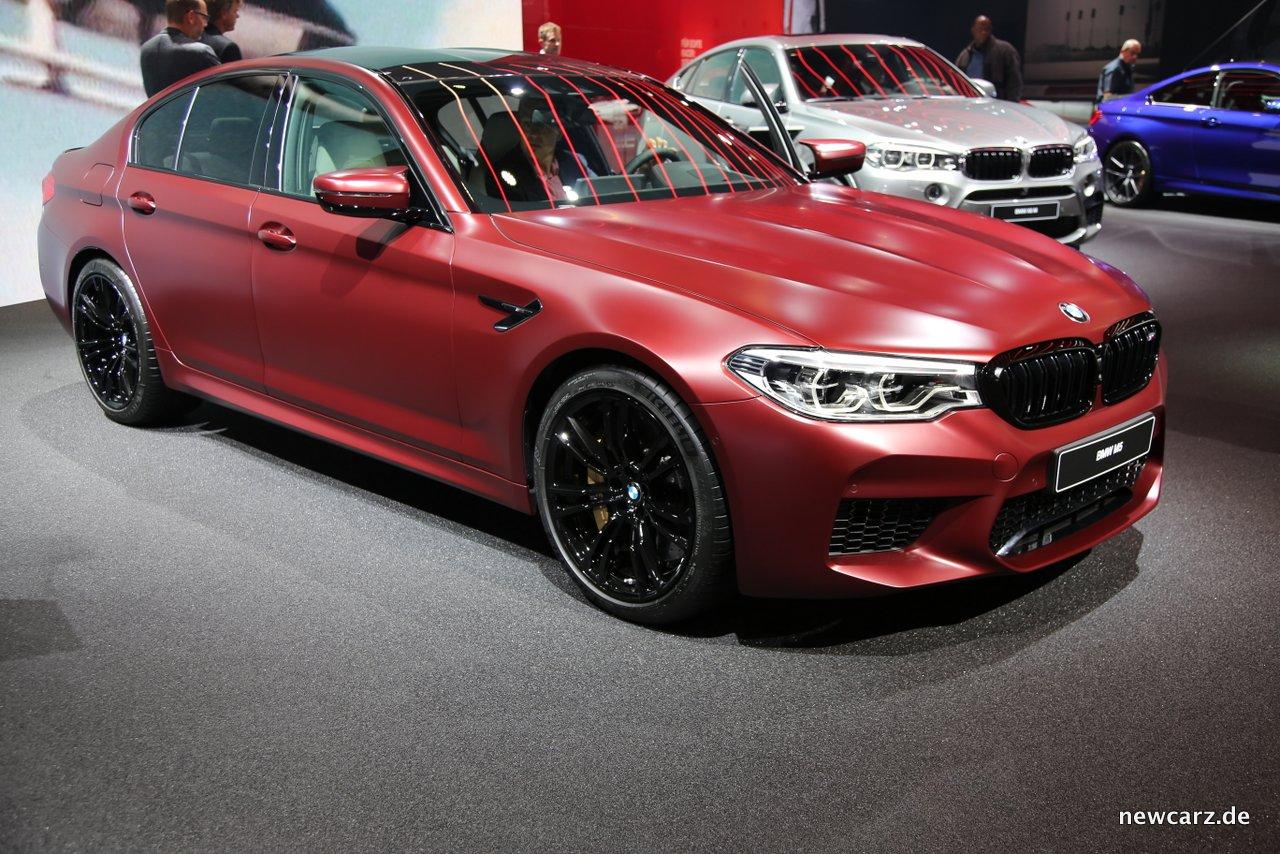 BMW M5 Exterieur