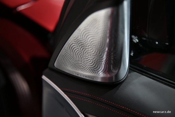 BMW M5 Soundsystem