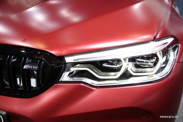 BMW M5 Scheinwerfer
