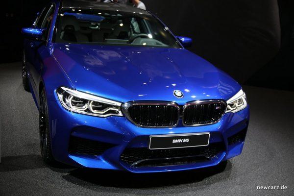 BMW M5 Front