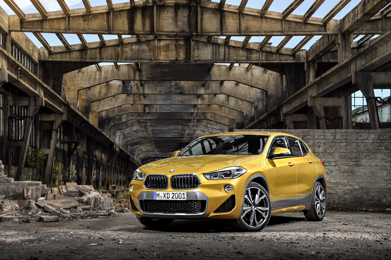 BMW X2 Exterieur