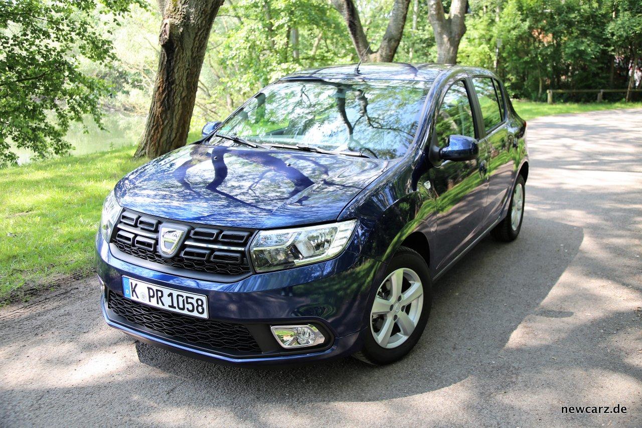 Dacia Sandero Exterieur Seite