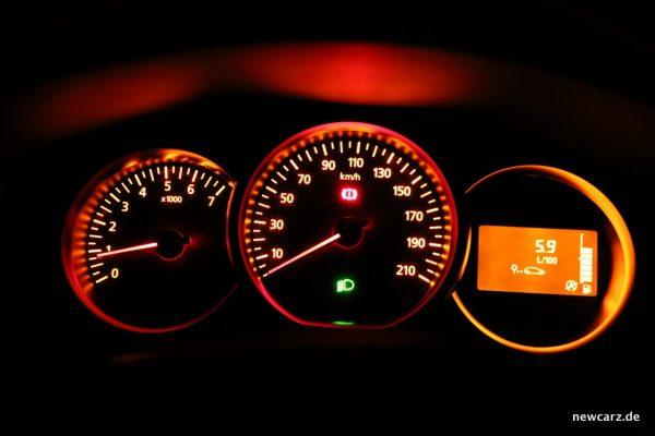 Dacia Sandero Cockpit Interieur