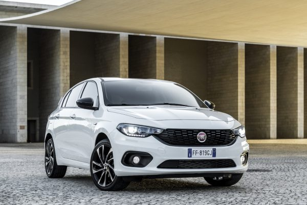 Fiat Tipo S-Design Front