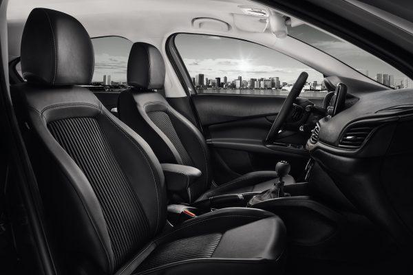 Fiat Tipo S-Design Sitze