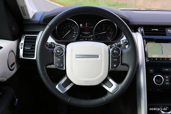 Land Rover Discovery 5 Lenkrad