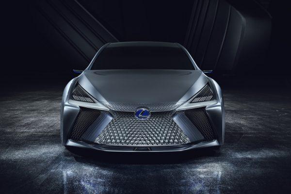 Lexus LS+ Concept Front