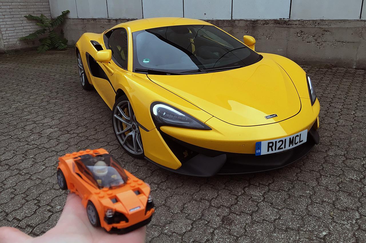 NewCarz McLaren 540C Spielzeug 720S
