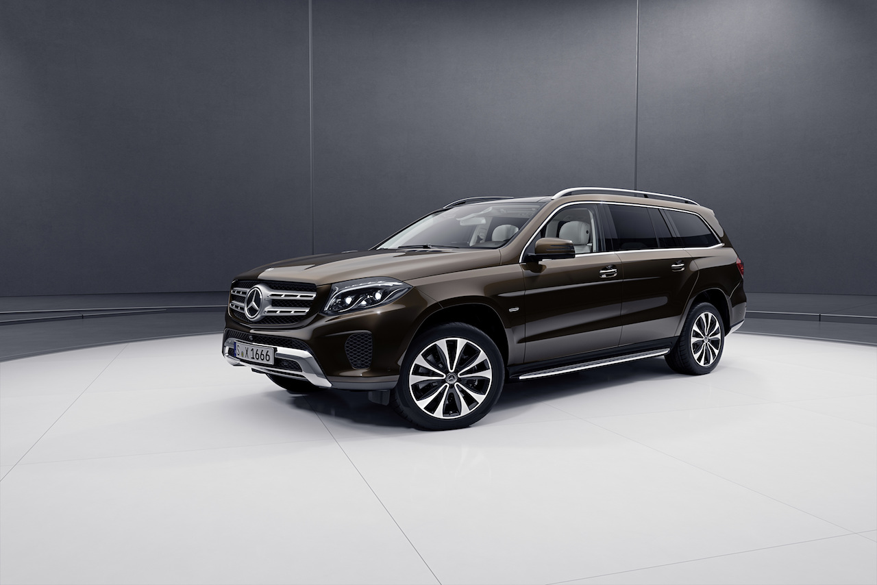 Merzedes-Benz GLS Grand Edition