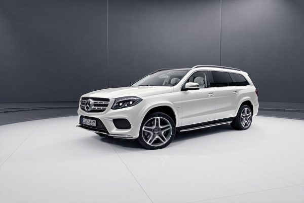 Mercedes-Benz GLS Grand Edition Exterieur