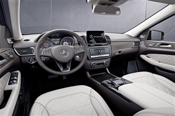 Mercedes-Benz GLS Grand Edition Interieur
