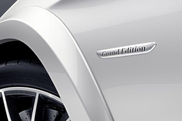 Mercedes-Benz GLS Grand Edition Plakette
