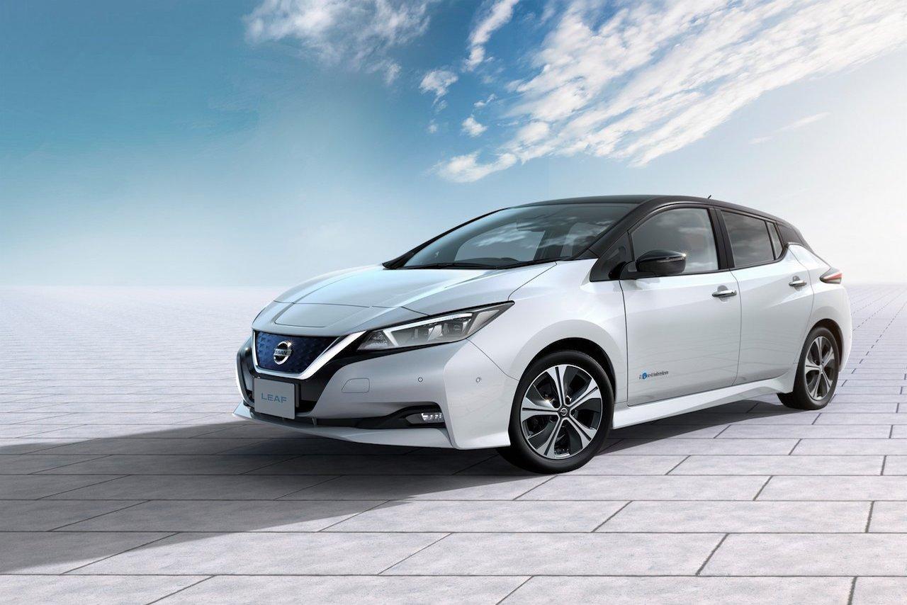 Nissan Leaf 2.ZERO Edition Exterieur