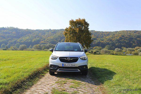 Opel Crossland X Front