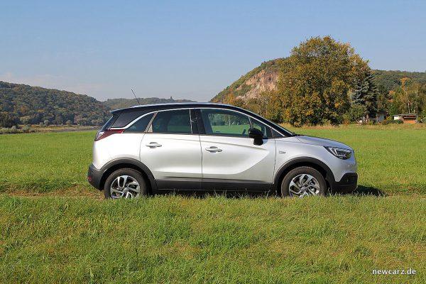 Opel Crossland X Seite