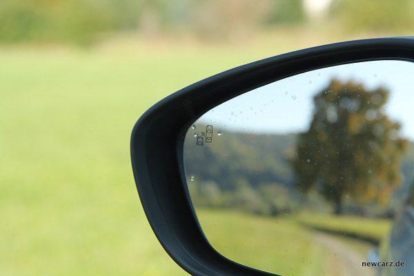 Opel Crossland X Außenspiegel