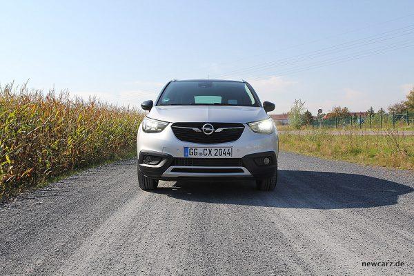 Opel Crossland X Scheinwerfer