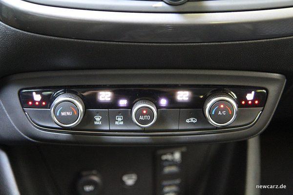 Opel Crossland X Klima