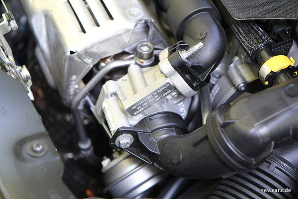Opel Crossland X Turbolader