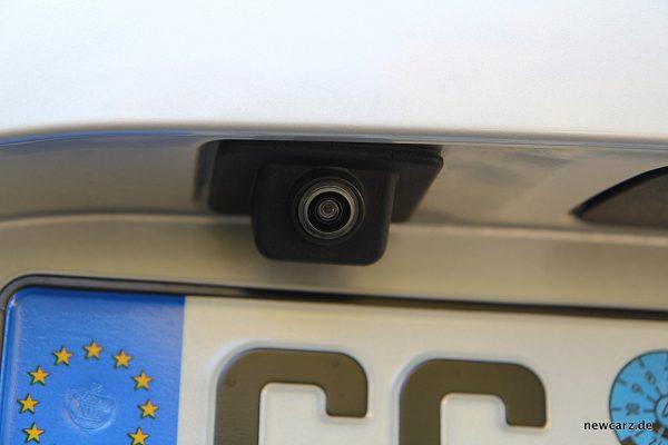 Opel Crossland X Rückfahrkamera