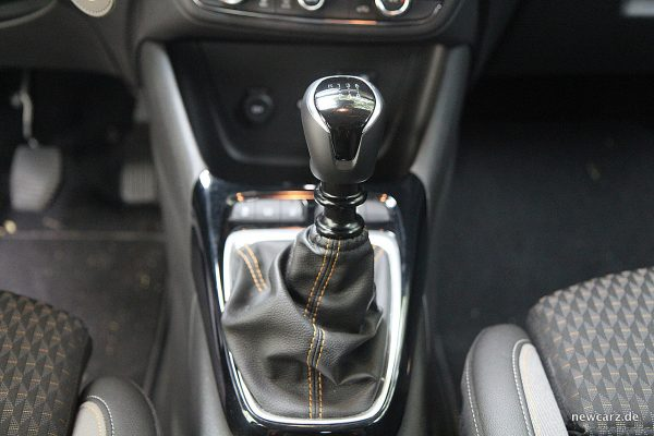 Opel Crossland X Schalthebel