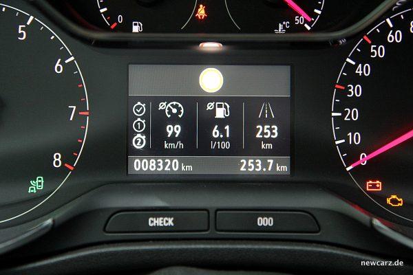 Opel Crossland X Verbrauch