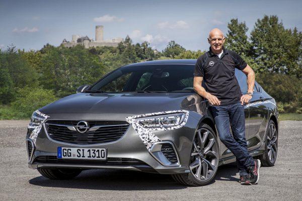 Opel Insignia GSi Strysek
