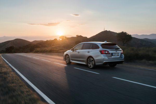 Subaru Levorg Exterieur Heck