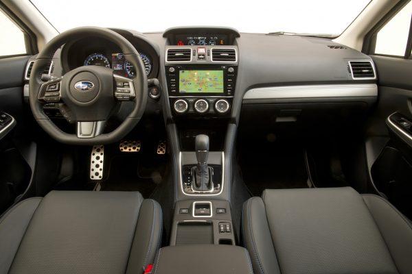 Subaru Levorg Interieur
