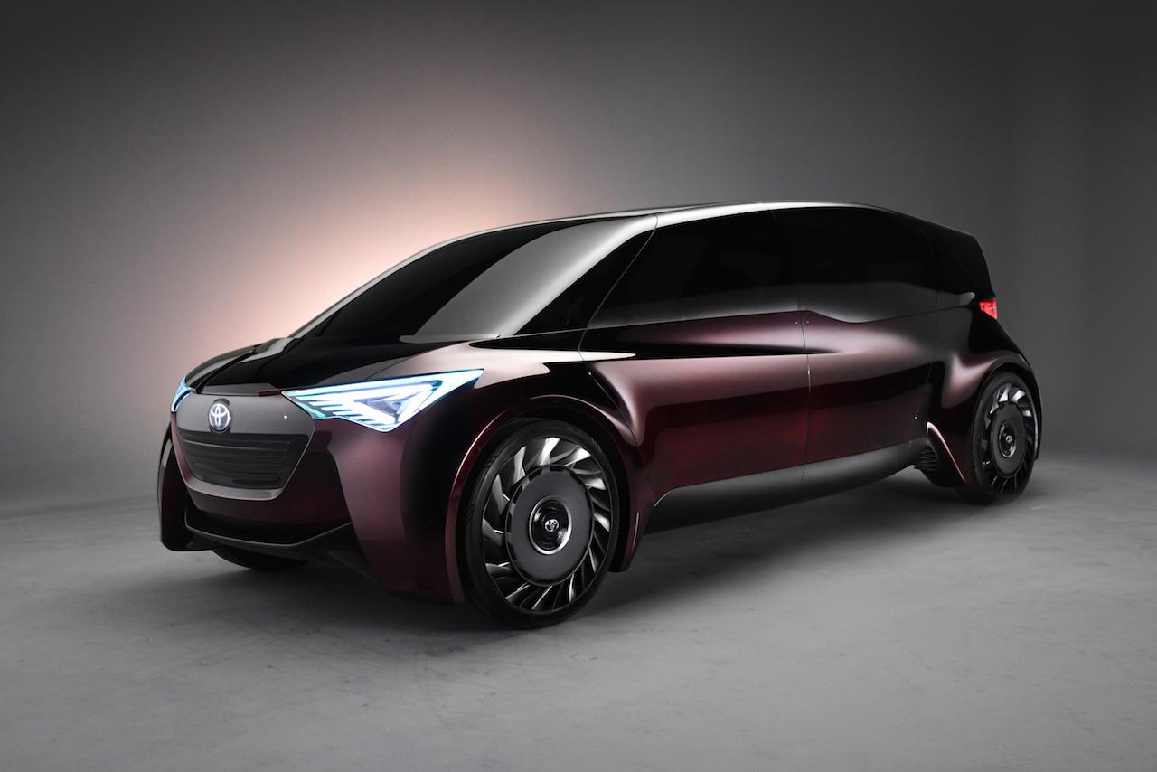 Toyota Fine-Comfort Ride Exterieur Front