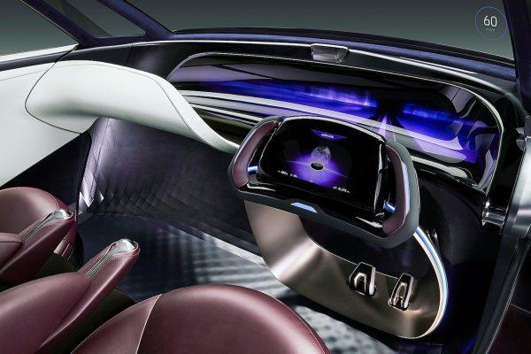 Toyota Fine-Comfort Ride Fahrersitz Lenkrad