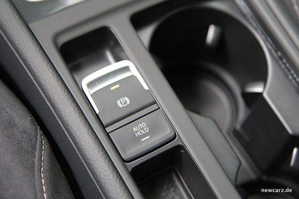 VW Golf Alltrack Variant Parkbremse