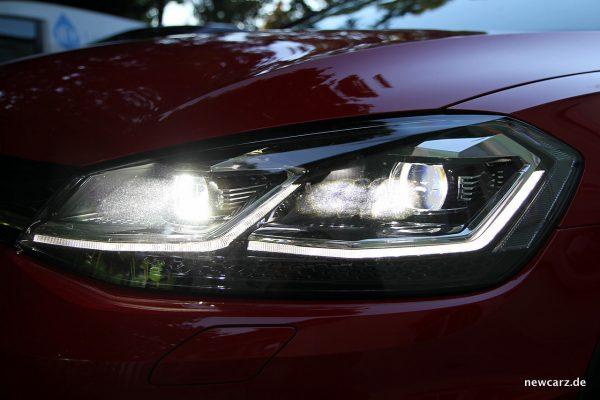 VW Golf Alltrack Variant LED-Scheinwerfer