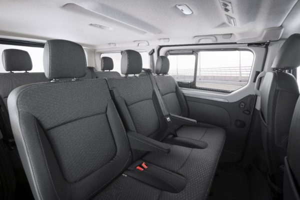 Opel Vivaro Combi+ Sitze