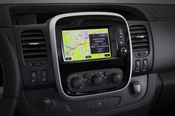 Opel Nivaro Tourer Navigationssystem