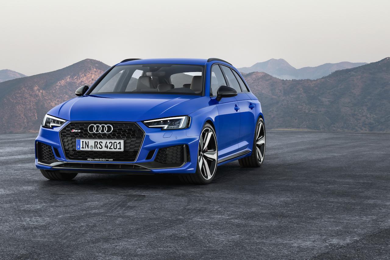 Audi RS 4 Avant Front