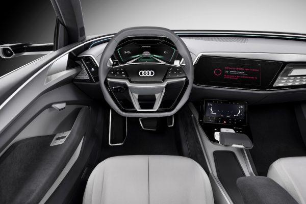 Audi Elaine Interieur