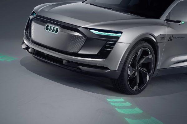 Audi Elaine Exterieur